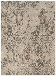 Karastan Elements Eastmont Oyster - Gray Area Rug