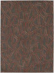 Karastan Soiree Gibson Smokey Grey - Grey Area Rug