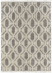 Karastan Latitudes Epoch Allegro Grey - Cream Area Rug