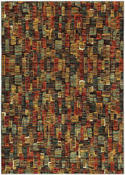 Karastan Intrigue Hypnotize Multi Area Rug
