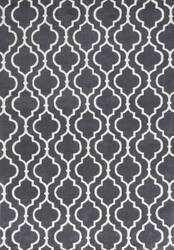 KAS Allure 4067 Charcoal Fiore Area Rug