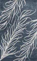 Kas Bob Mackie Home 1009 Grey Area Rug
