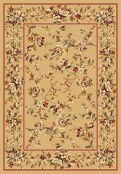 Kas Cambridge Floral Delight Beige 7338 Area Rug
