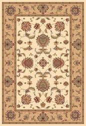 Kas Cambridge Bijar Ivory-Beige 7344 Area Rug