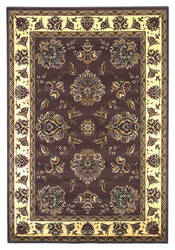 Kas Cambridge 7341 Plum/Ivory Area Rug