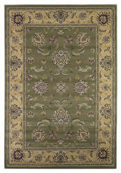 Kas Cambridge 7343 Sage/Beige Area Rug