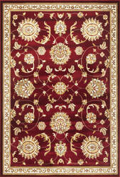 Kas Cambridge 7355 Red Area Rug
