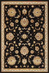 Kas Cambridge 7357 Black Area Rug