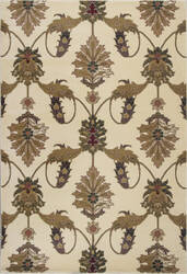 Kas Cambridge 7365 Ivory Area Rug