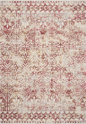 Kas Empire 7065 Red Area Rug