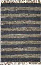 Kas Hang Ten Palm Beach 657 Navy Area Rug