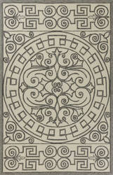 Kas Harbor 4246 Ivory - Grey Area Rug