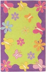 KAS Kidding Around Springtime Fun 421 Multi Area Rug