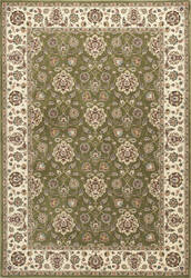 Kas Kingston 6409 Green-Ivory Area Rug