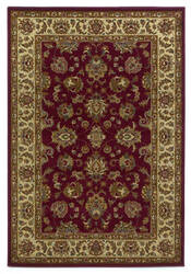 Kas Lifestyles 5431 Red/Ivory Area Rug