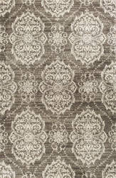 Kas Madison 3414 Taupe-Ivory Area Rug