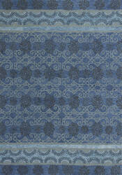 KAS Marrakesh 4514 Blue Celestial Area Rug