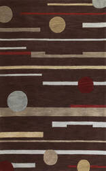 Kas Milan 2117 Brown Area Rug