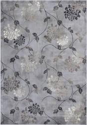 KAS Montecarlo Iv 5166 Silver Mirage Flora Area Rug