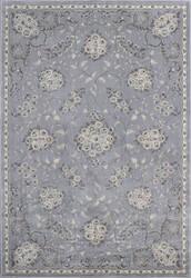 KAS Montecarlo Iv 5190 Silver Bouquets Area Rug