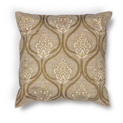 Kas Damask Pillow L182 Gold