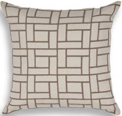 Kas Pillow L420 Tan Area Rug