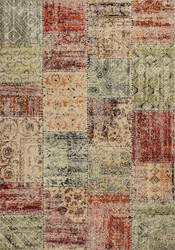 Kas Reflections 7420 Multicolor Area Rug