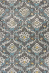 Kas Reina 9507 Grey Area Rug
