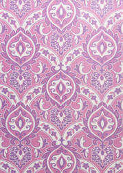 Kas Retreat 0132 Pink Mackenzie Area Rug