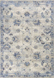 Kas Seville 9480 Grey - Blue Area Rug
