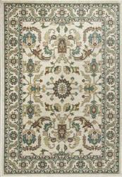 KAS Shiraz 5009 Ivory Serapi Area Rug