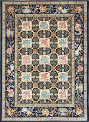 Kashee Tabriz Blue 8'3'' x 11'4'' Rug
