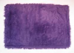 Fun Rugs Flokati PURPLE FLK-009 Purple Area Rug