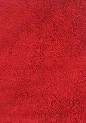 Fun Rugs Fun Shags Red Shag SH-20 Red Area Rug