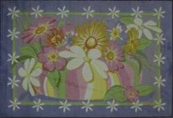 Fun Rugs Supreme Wildflowers TSC-208 Multi Area Rug
