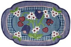 Fun Rugs Supreme Tulip Time TSC-244 Multi Area Rug