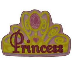 Fun Rugs Supreme Pretty Princess TSC-257 Multi Area Rug