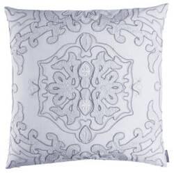 Lili Alessandra Morocco Pillow L282 White