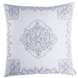 Lili Alessandra Taj Pillow L284 White