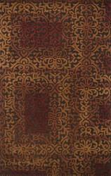 Loloi Alexi AJ-01 Brown / Spice Area Rug