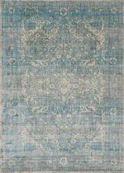 Loloi Anastasia Af-10 Light Blue - Mist Area Rug