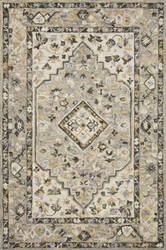 Loloi II Beatty Bea-01 Grey - Ivory Area Rug