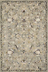 Loloi II Beatty Bea-03 Grey - Multi Area Rug