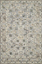 Loloi II Beatty Bea-04 Light Blue - Multi Area Rug