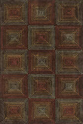 Loloi Boca Bh-01 Brown - Multi Area Rug