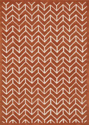 Loloi Brighton Bt-08 Tangerine Area Rug