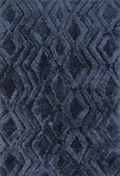 Loloi Caspia Cap-03 Indigo Area Rug