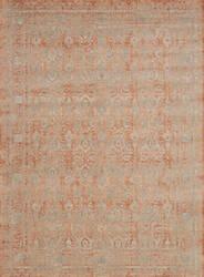 Loloi Century Cq-09 Terracotta - Sand Area Rug