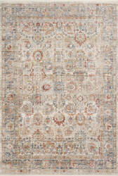 Loloi Claire Cle-02 Ivory - Ocean Area Rug