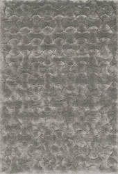 Loloi Dream Shag Dr-04 Silver Area Rug